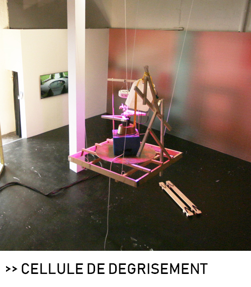 Cellule De Dégrisement